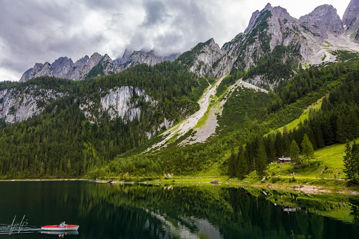 Gosau Lake, Austria